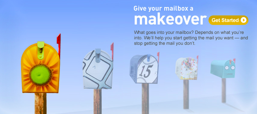 Use DMAchoice to help with minimizing junk mail